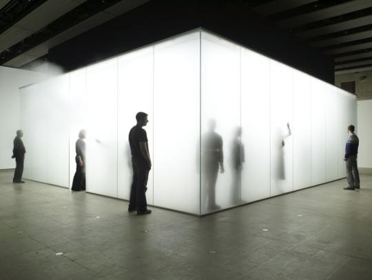 Anthony Gormley, Blind Light, 2007.