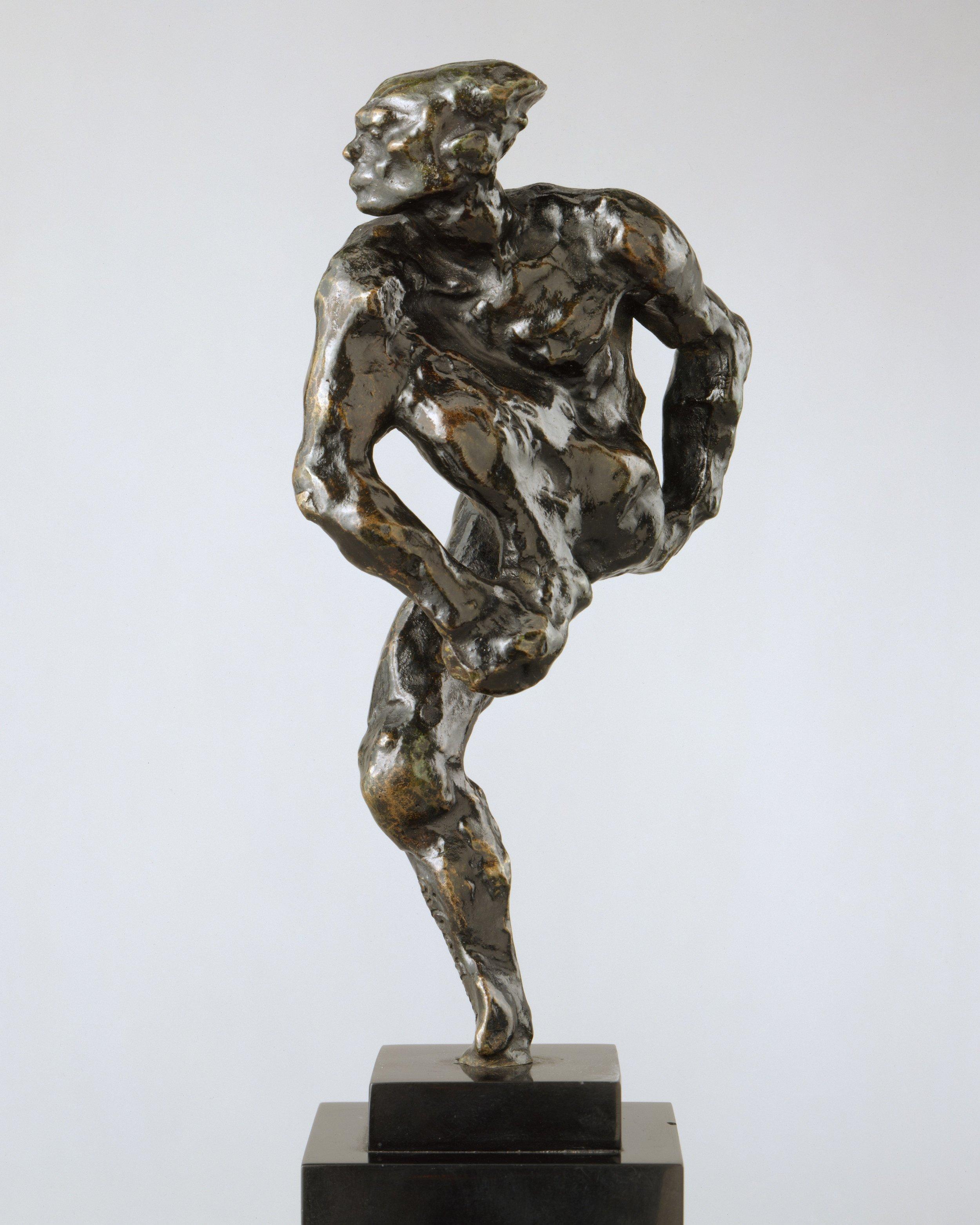 Rodin, Nijinsky, 1912.