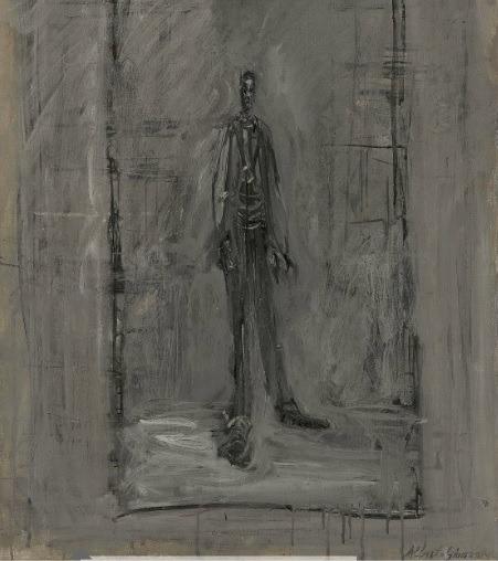 ' Homme Debout', 1950