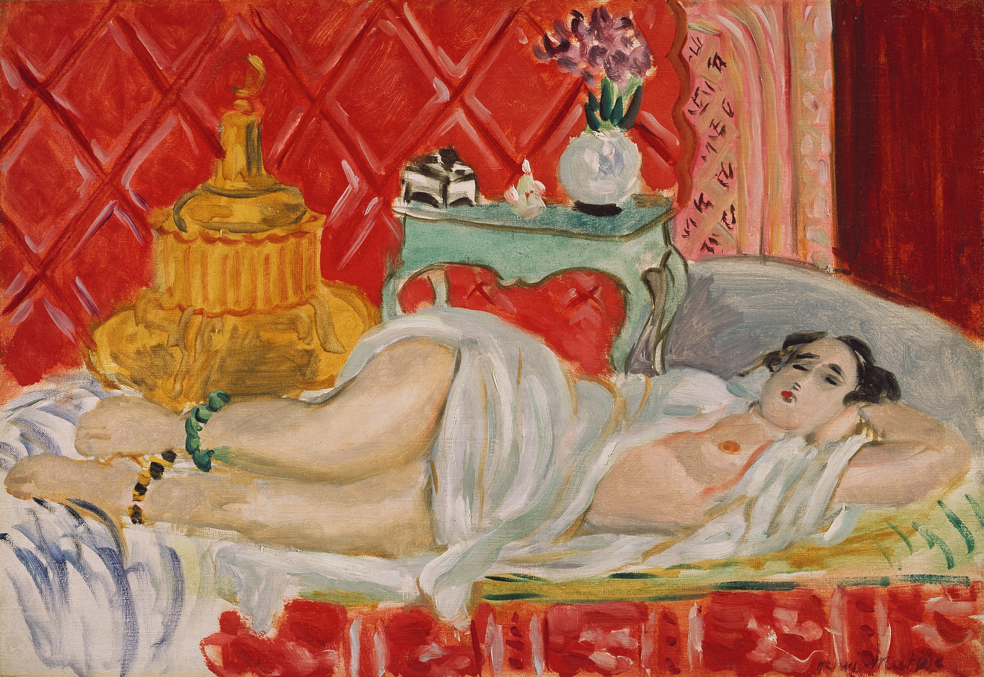 Matisse, 'Odalisque, Harmony in Red', 1926