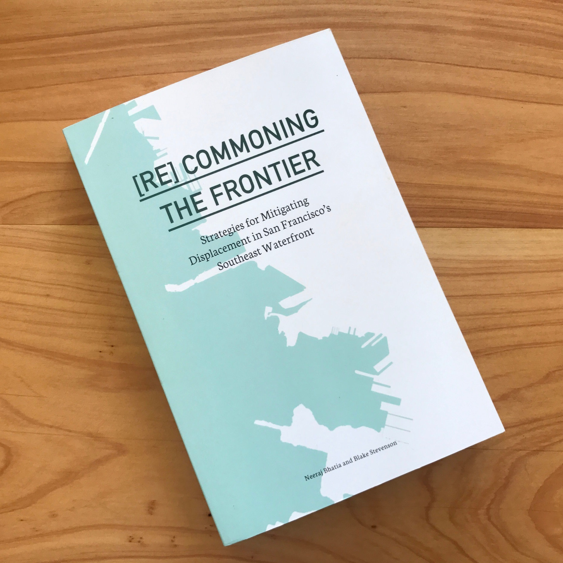 [RE] COMMONING THE FRONTIER  Publication '17