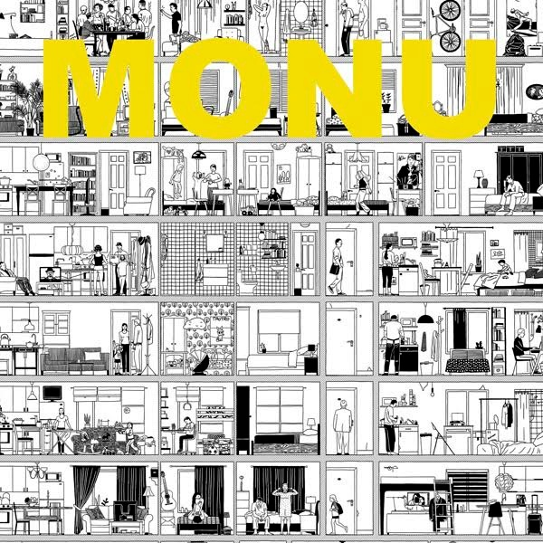 MONU: DOMESTIC URBANISM  Publication '16