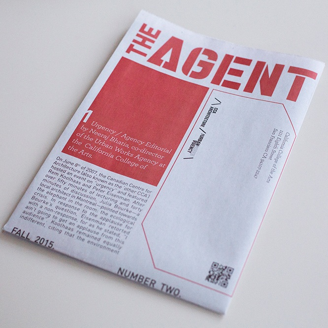 ISSUE 2 : URGENCY / AGENCY  Publication '15