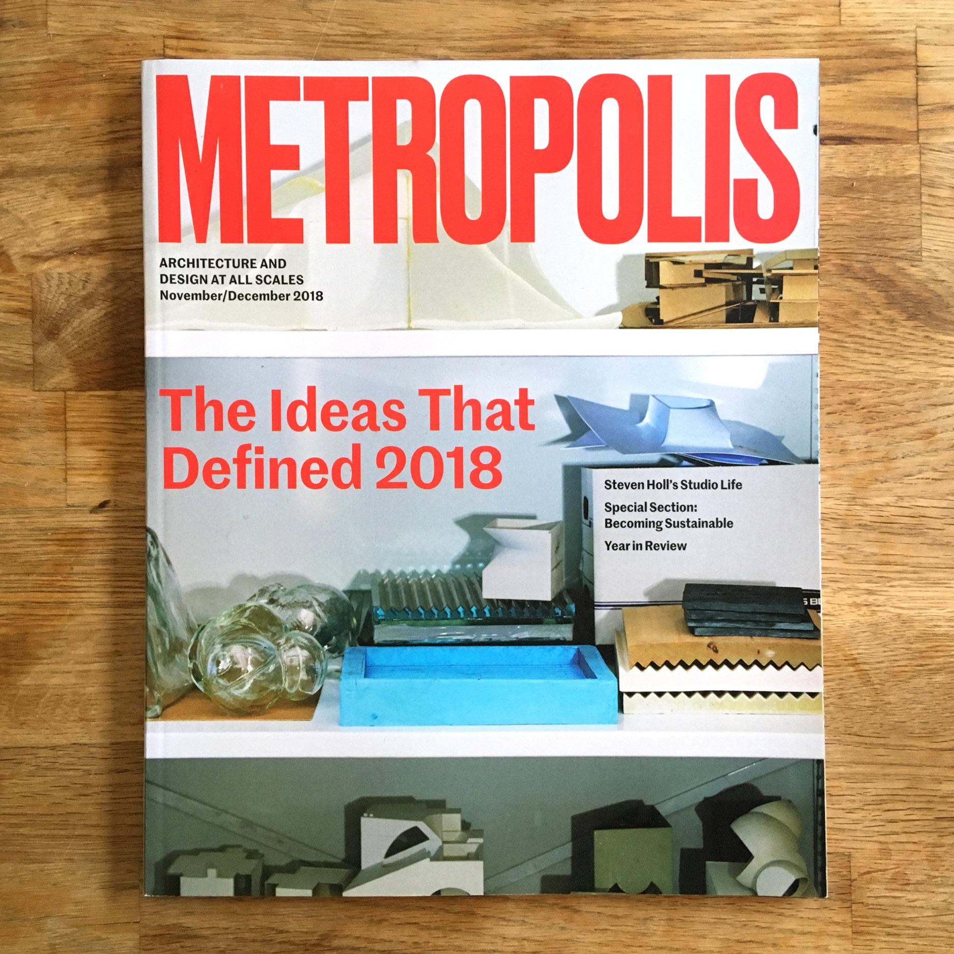 METROPOLIS Publication '19