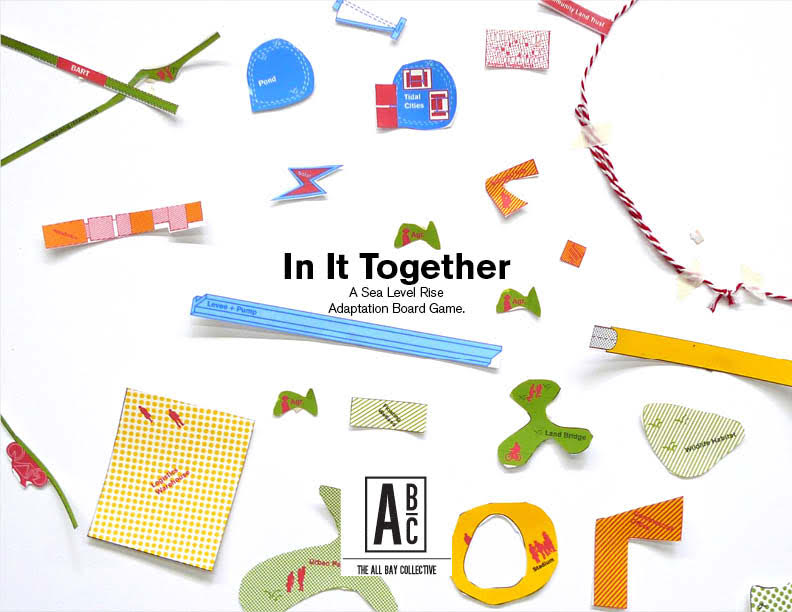 In It Together board game. Image: Urban Works Agency/Janette Kim