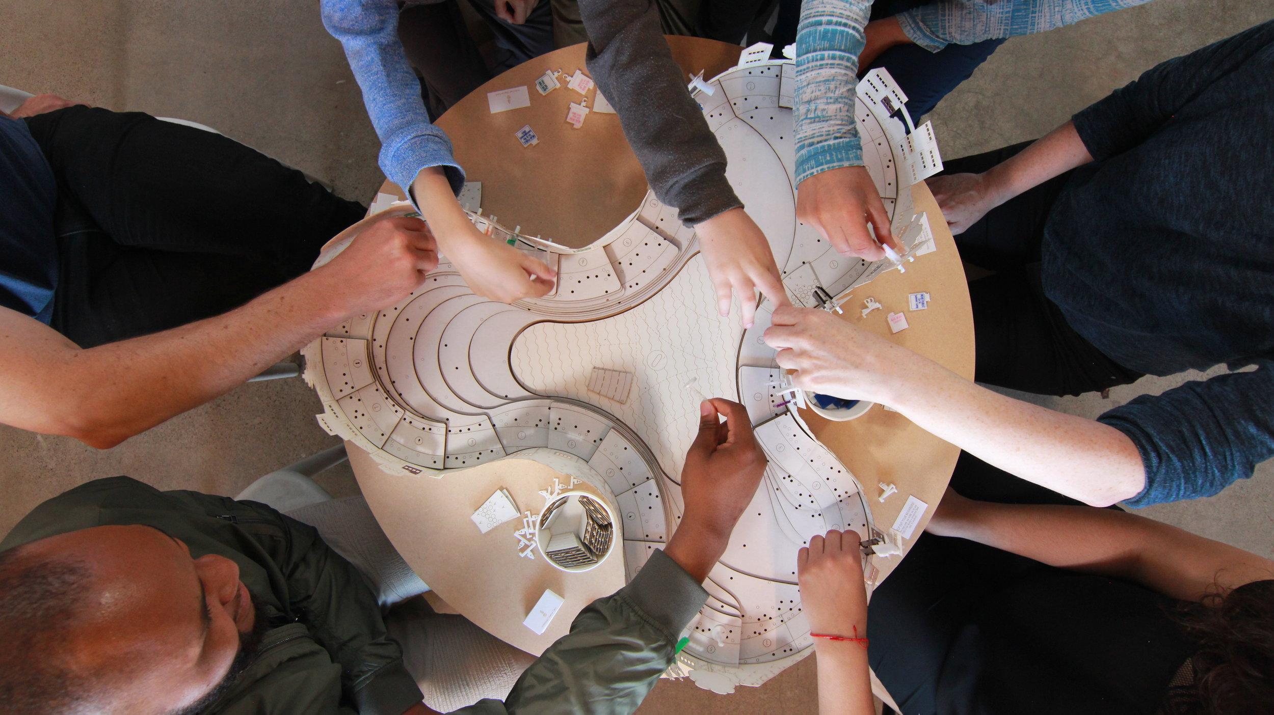 Bartertown. Image: Janette Kim/Urban Works Agency.