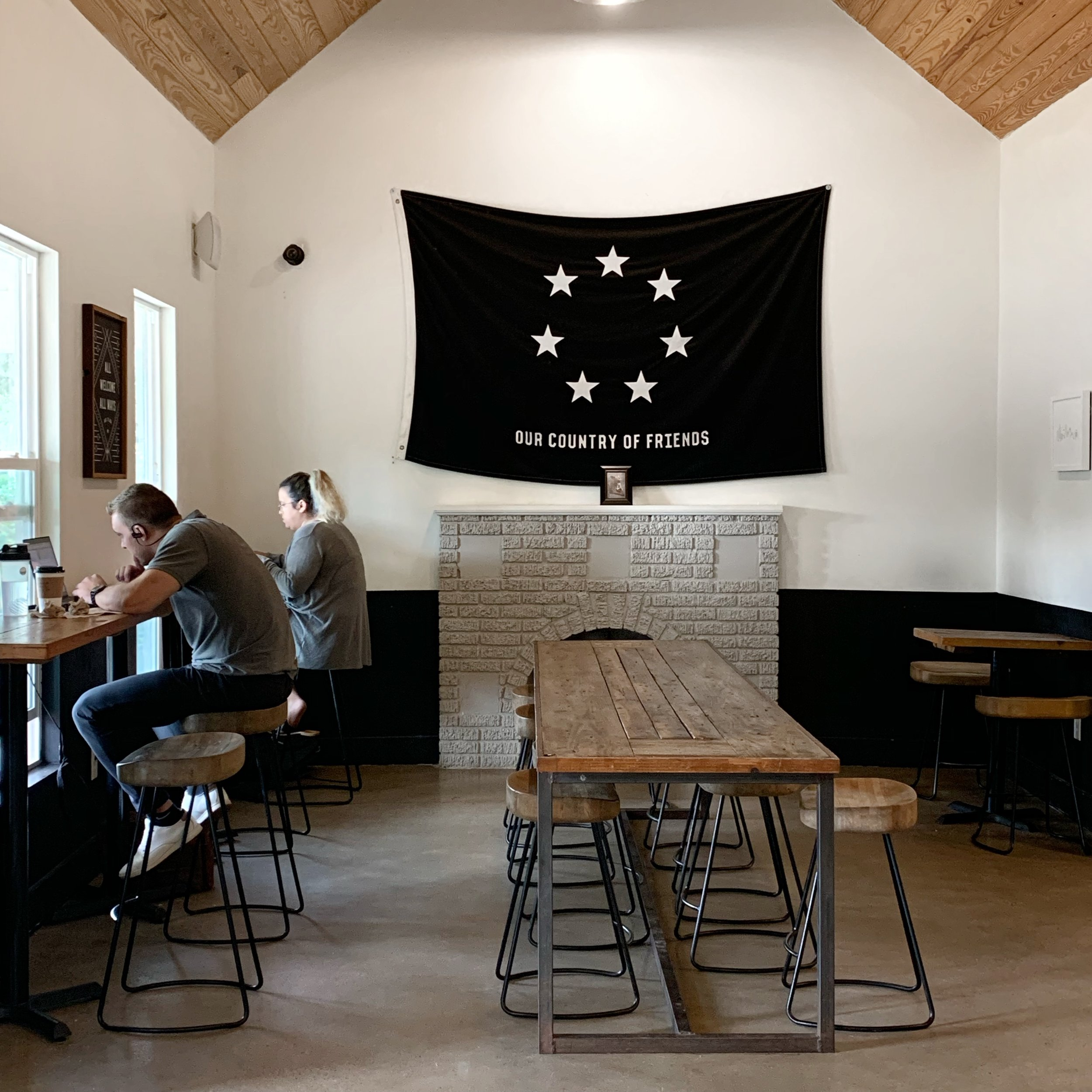 42 hours in austin - styled sustainable - seventh flag coffee.jpg