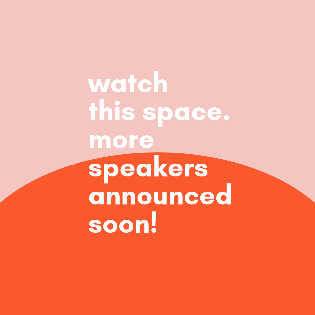 watch this space - styled sustainable - more speakers announced soon - the sustainable fashion forum