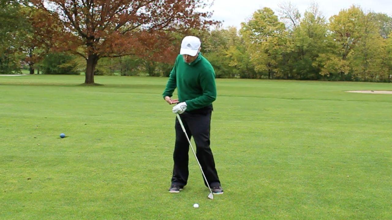 senior golf swing tips