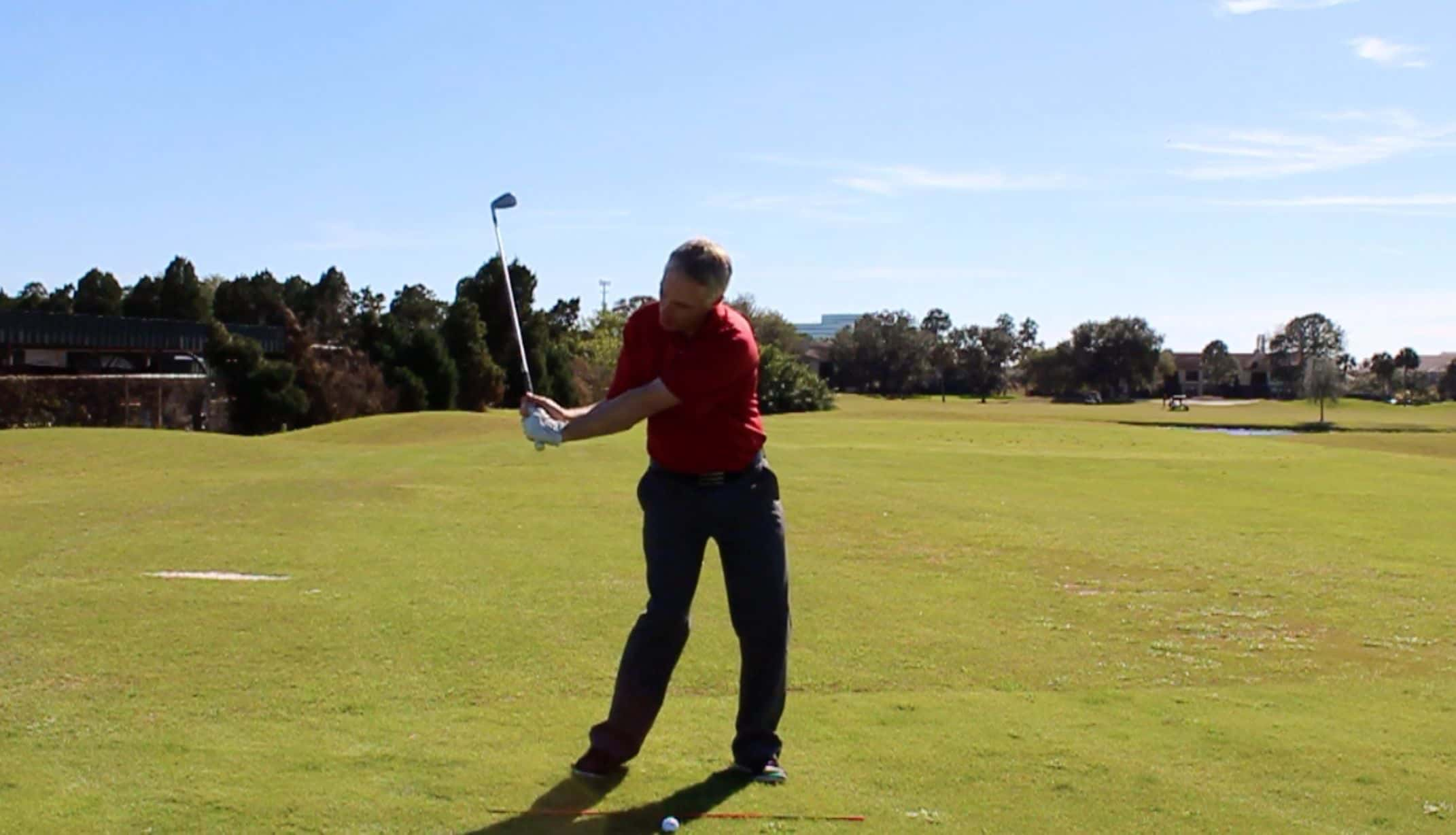 How to Stop Casting the Golf Club