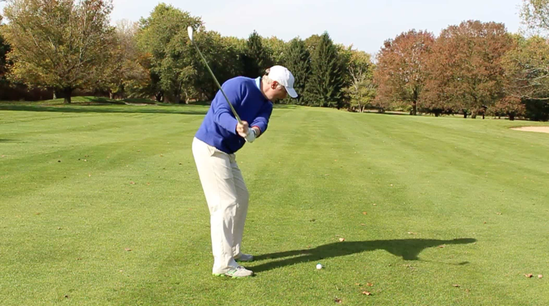 easily learn how to hit a fade in golf