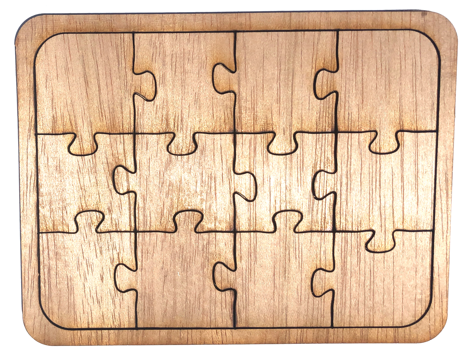 We make Blank JigSaw Puzzles (DIY) - You can create your own beautiful art work on this Jigsaw puzzle. You can paint or use markers. It will become a one of a kind masterpiece.