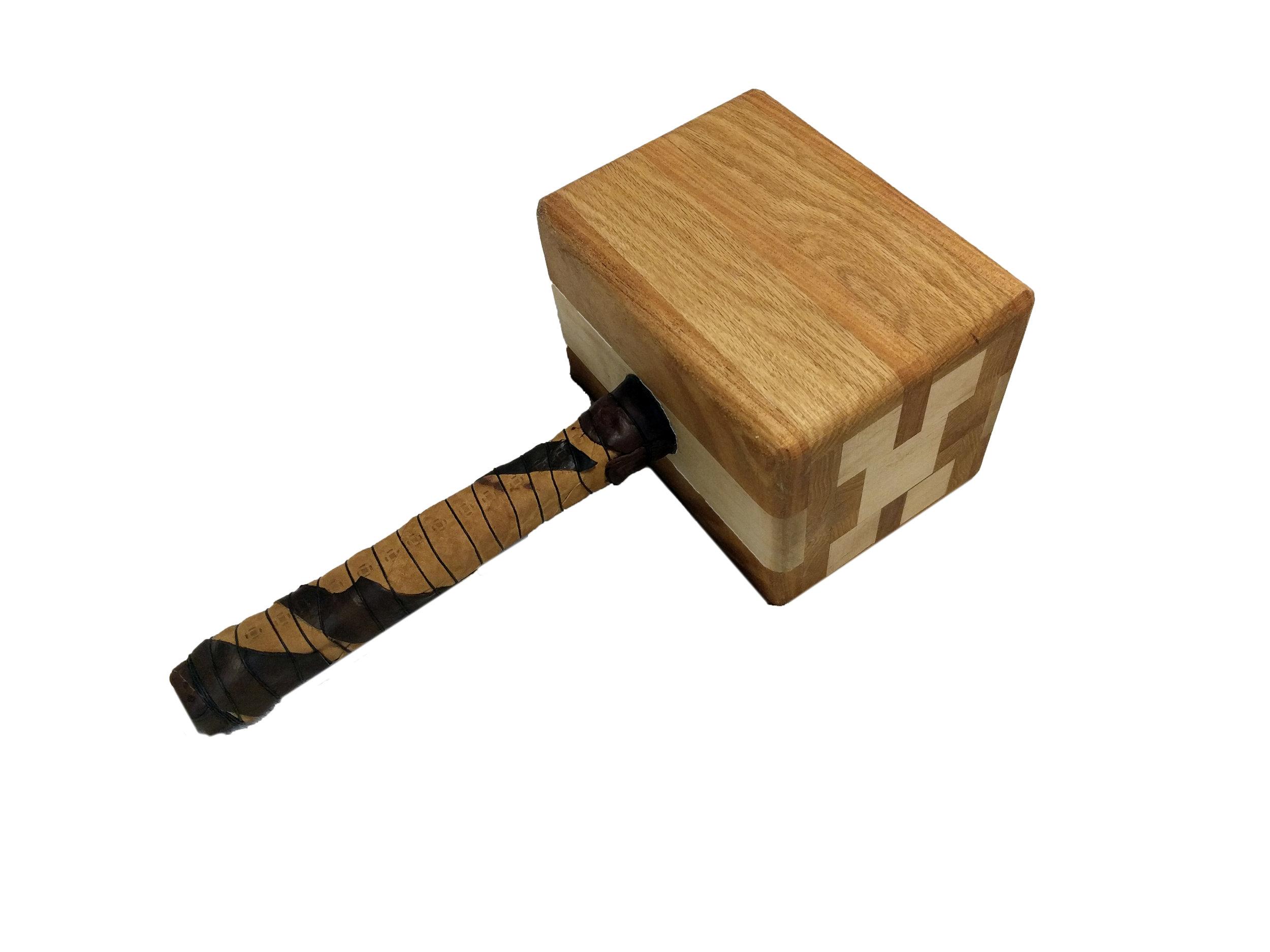 8 Pound Hammer -