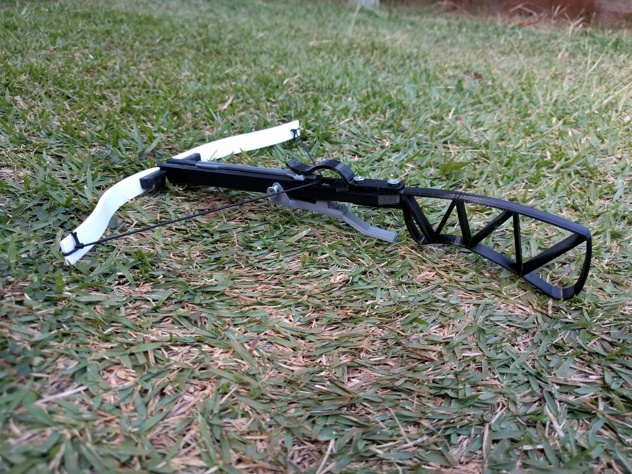 3d Printed Cross Bow