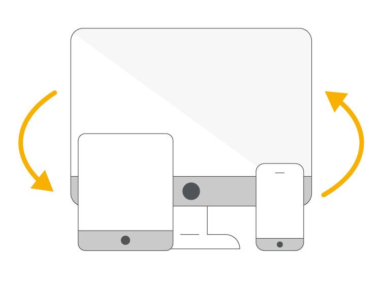 機種変のデータ移行も簡単 - パソコンからiPhone、iPhoneからiPadなどデータ移行も、商品に端末を挿すだけ。また、複数の端末をバックアップしても個別にファイルが保存されます。機種変更のデータ移行に、容量不足の対策に、Maktarの商品が活躍します。