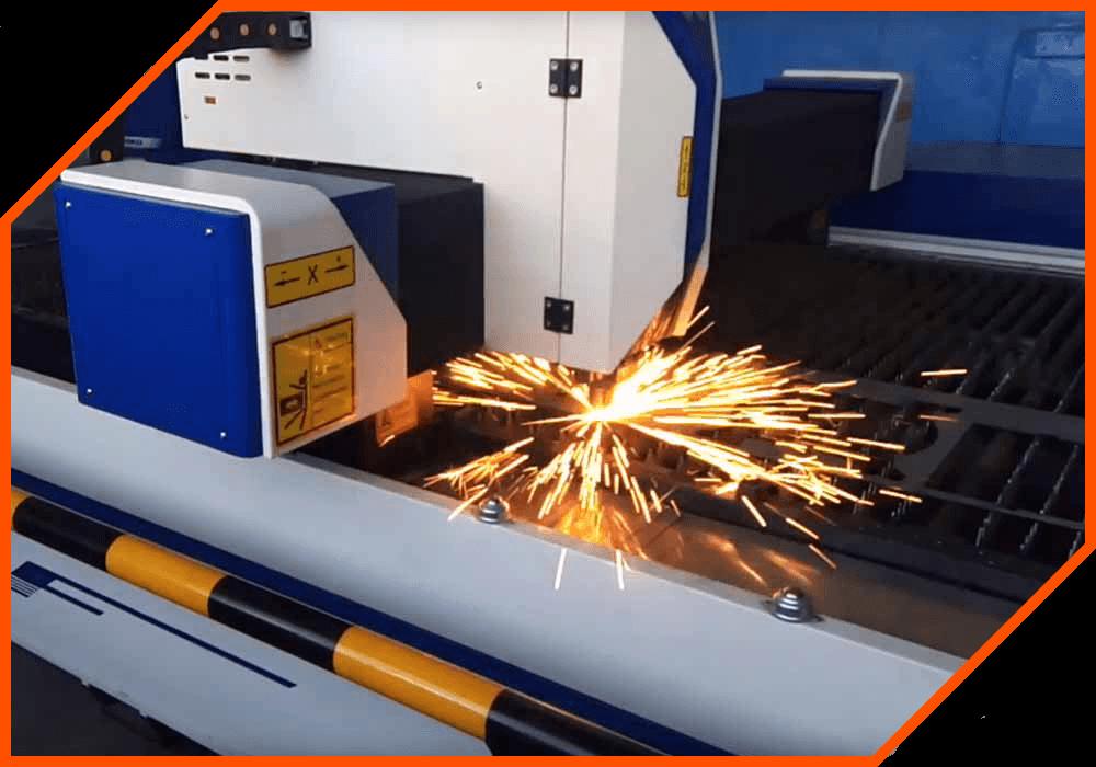 Atlas Laser Prestige - Современный оптоволоконный лазерный станок GM-F1530 1000 Вт является высокоточным и высокоскоростным оборудованием для резки металла.