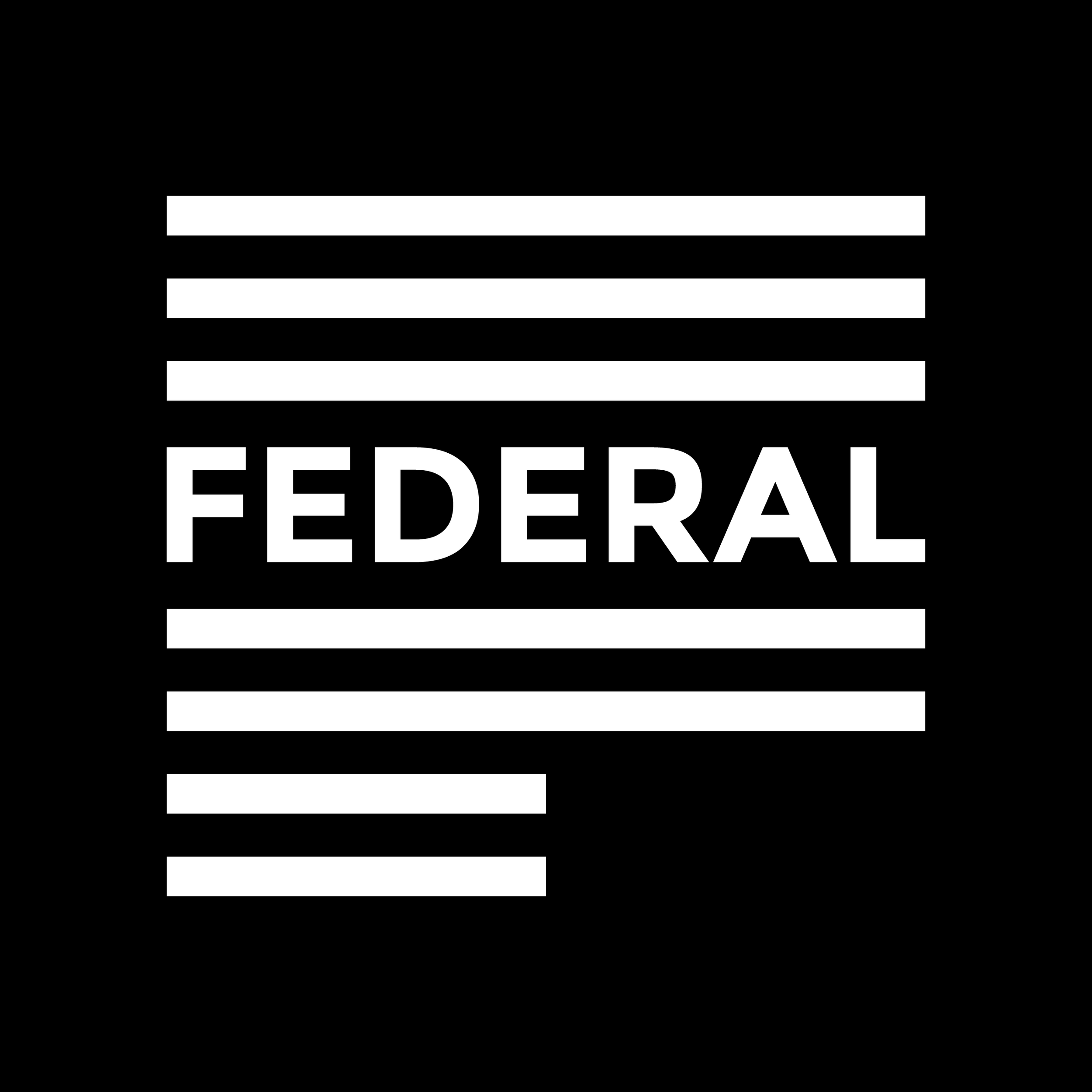 Federal Logo_White on Black.png