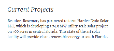 More on this planned solar farm »
