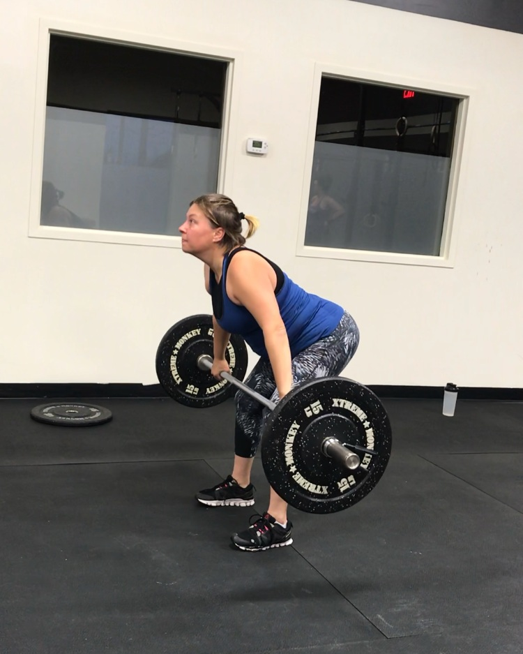 Holly Shipclark - Carbon Heights CrossFit - Success Story