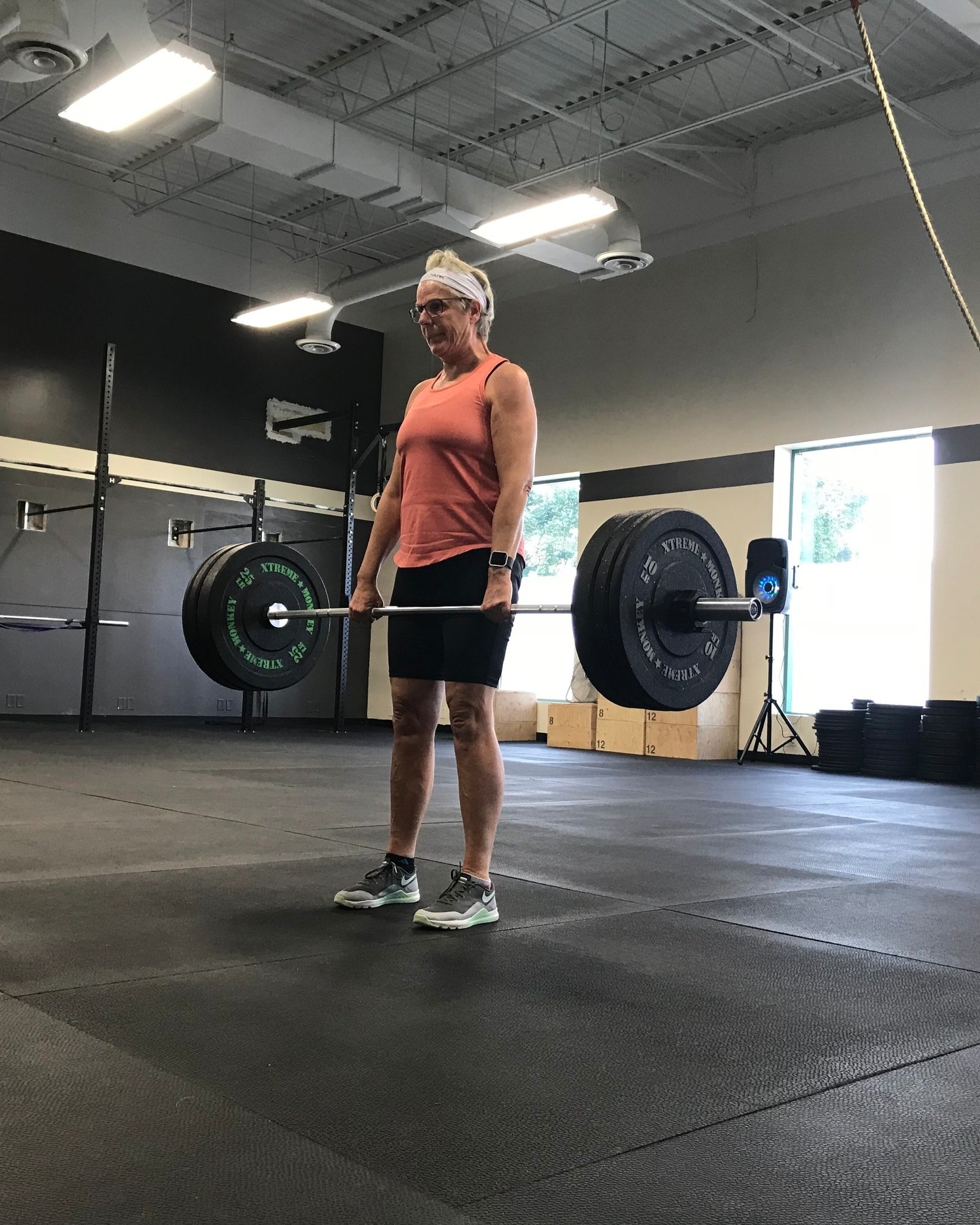 Elizabeth Thompson - Carbon Heights CrossFit - Success Story