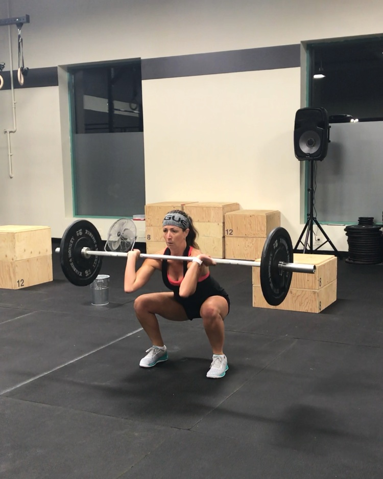 Janette Brady - Carbon Heights CrossFit - Success Story