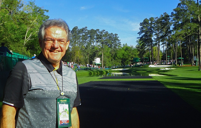 Owner, Arthur Ewing Arthur at the Masters.jpg