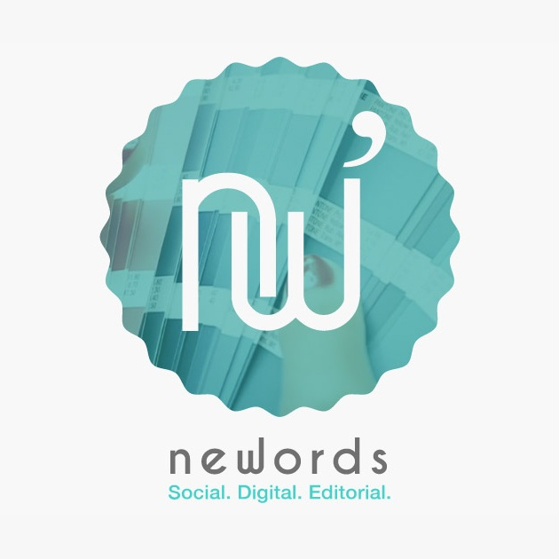 Newords social digital editorial