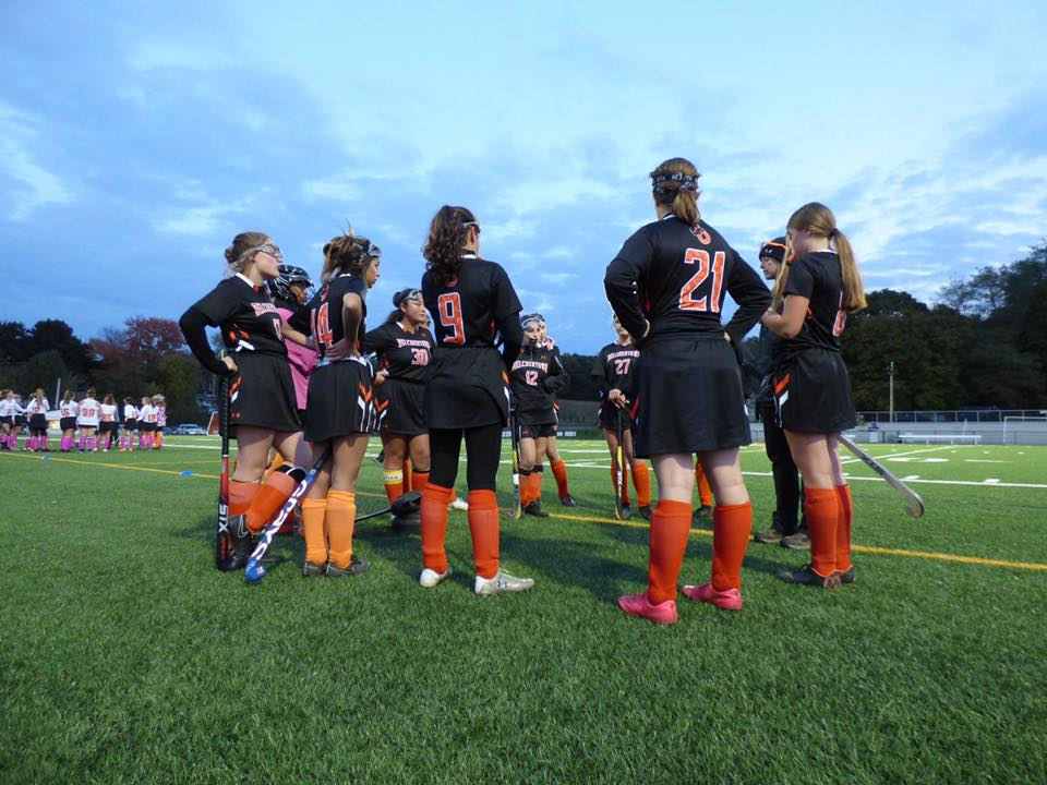 What else? - There are other things that colleges look at besides just your field hockey skills. Check out this link to find out more.