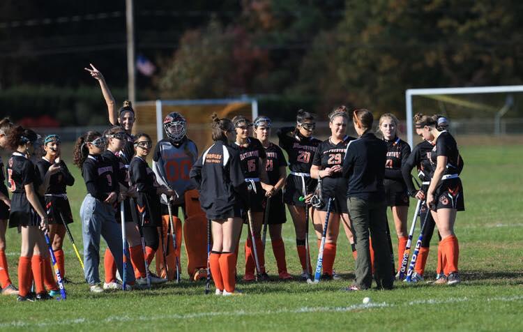 Belchertown High School Field Hockey -