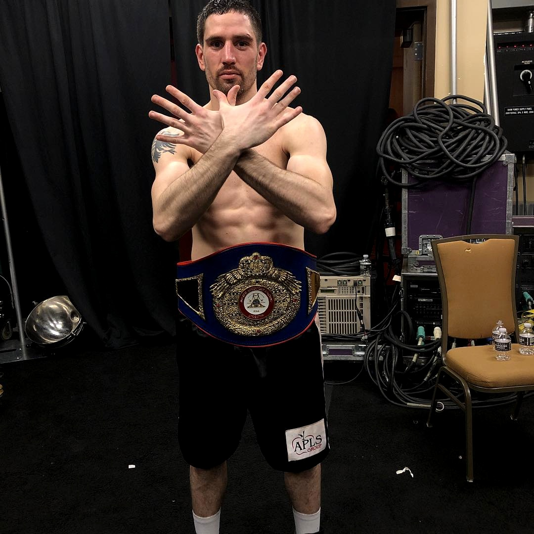 Skender Halili - • Professional Boxer• 2016 Ring Magazine Round of the Year• NABA-USA Super Welterweight Champion• Current Roy Jones Jr. Promotions Fighter@Skenderboxing