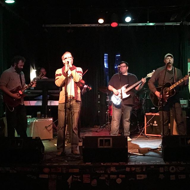 Great show at @vaudevillemews last night! Thanks to all who came out to support us! Hope to see you at the next one!