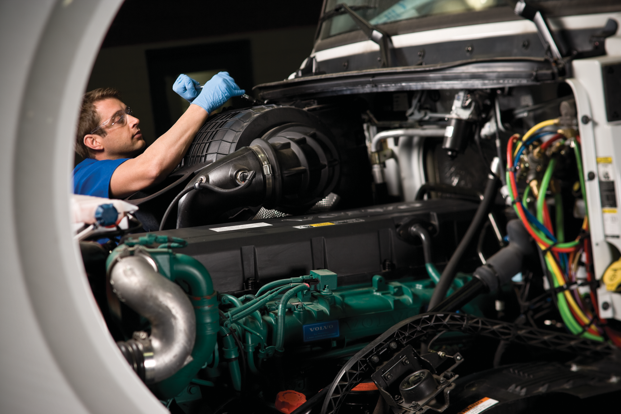 Services Include: - Authorized Commercial Vehicle Inspection Facility (CVIP)Preventative maintenanceBreakdown repairsDiagnosticsEngine and Transmission workElectrical troubleshootingA/C repairAuthorized Mack & Volvo Truck warranty facility