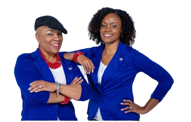 Tanya and Sherrell have over 40 years of combined teaching and training experience.