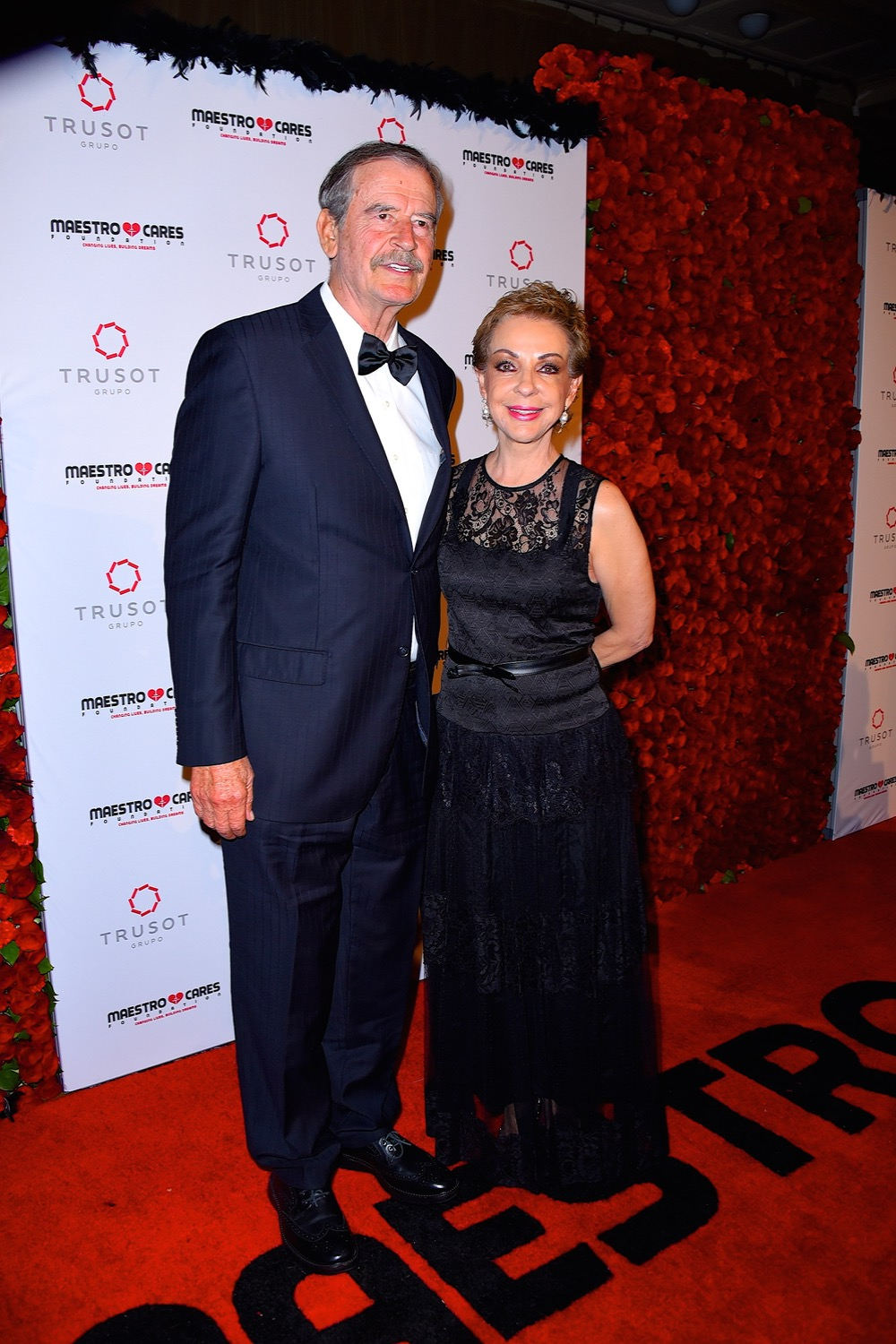 6th Annual Maestro Cares Gala in NYC on March 14, 2019
