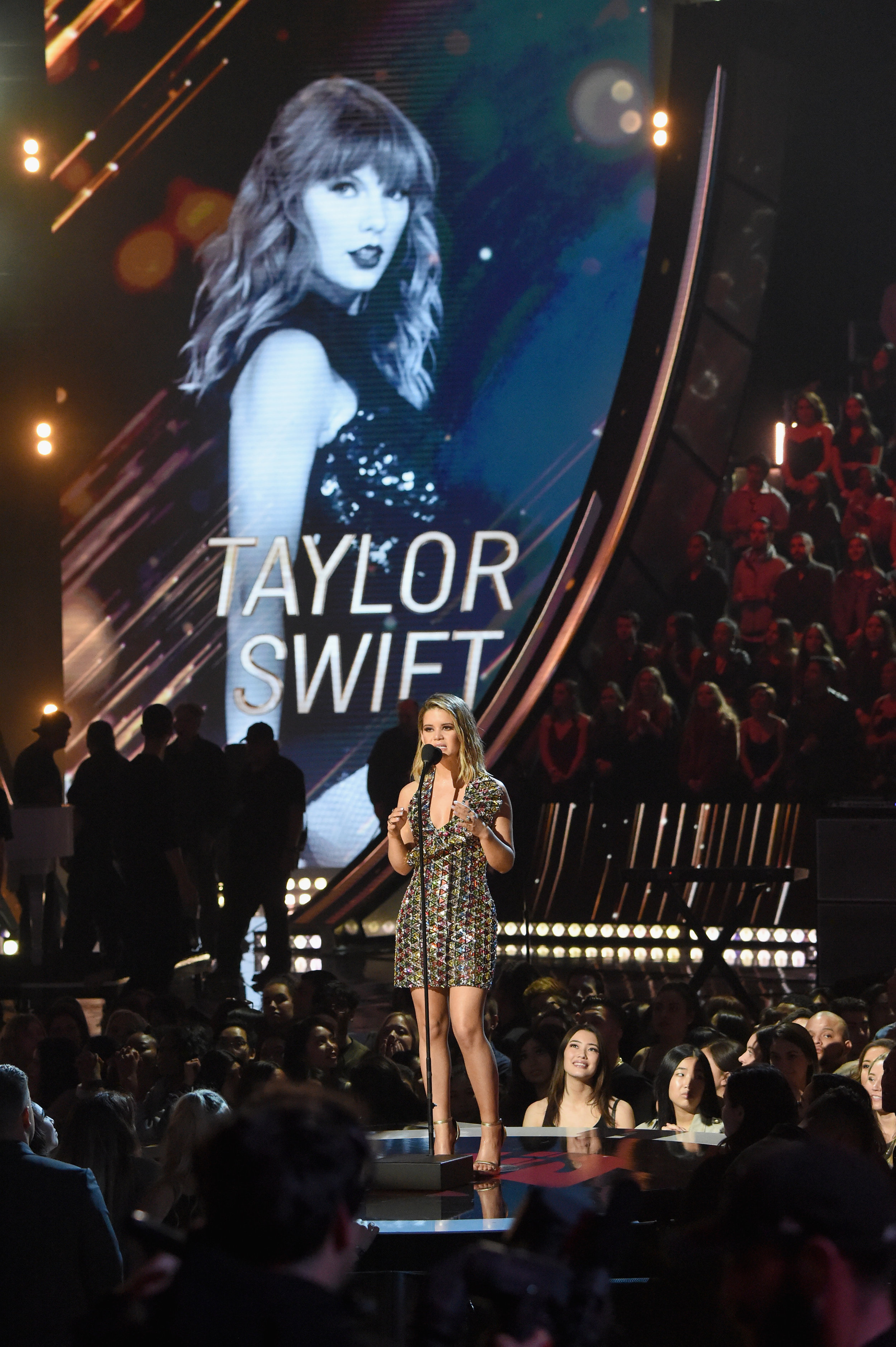 The 2019 iHeartRadio Music Awards in LA on March 14, 2019