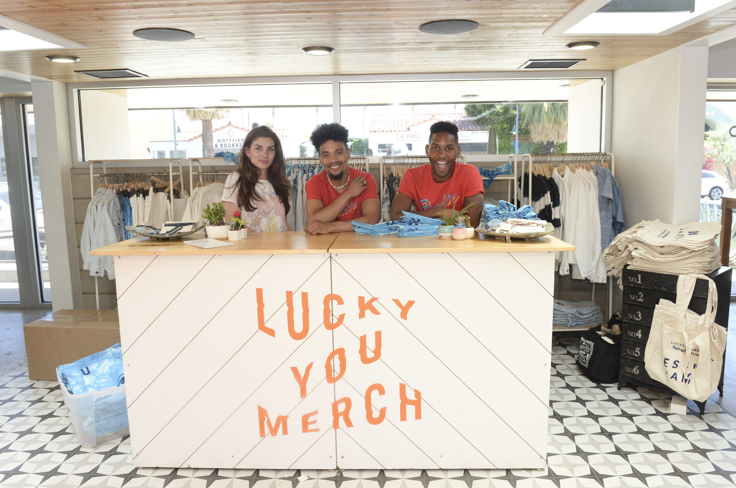Photo: Vivien Killilea/Getty Images for Lucky Brand