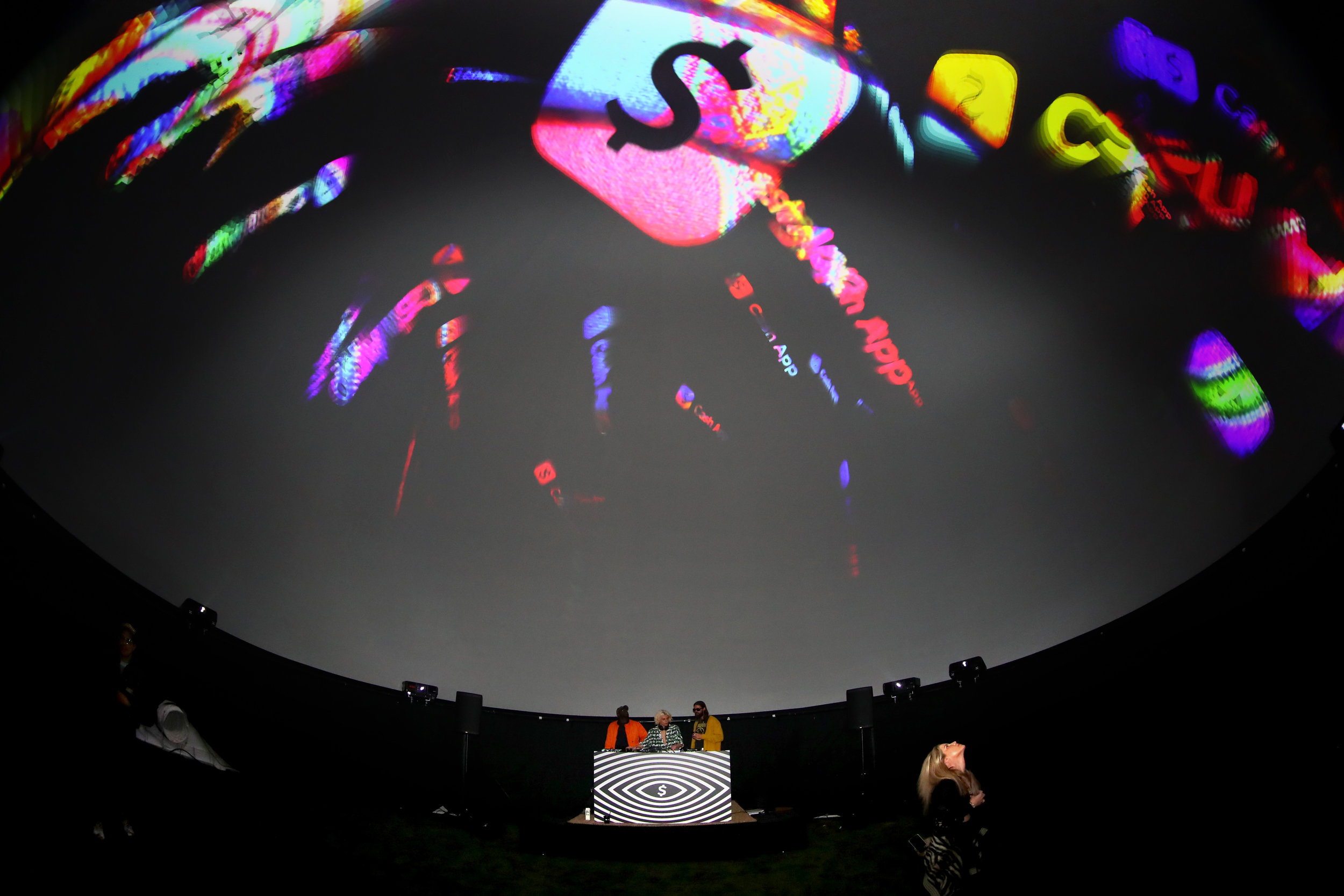 Cash App Celebrates Coachella with the Cash App Dome