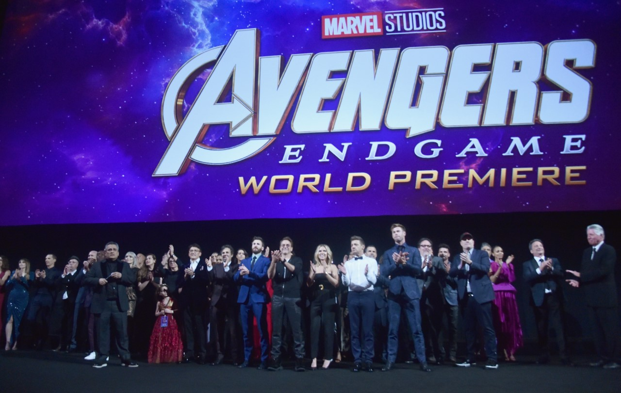 "Los Angeles World Premiere Of Marvel Studios' ""Avengers: Endgame"" //  Photo by Jesse Grant/Getty Images for Disney"