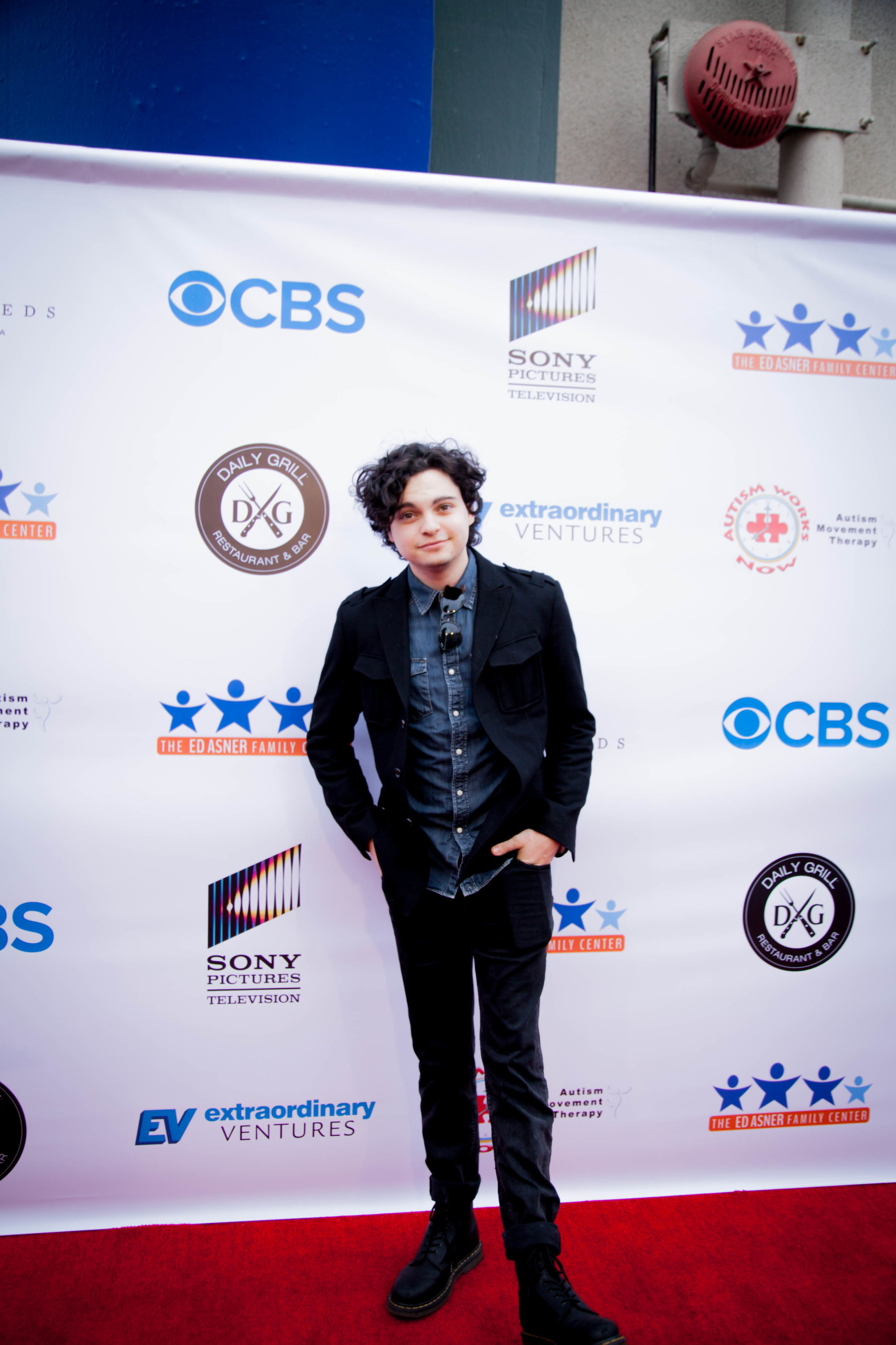 Max Burkholder. Photo by Erin Poole for Average Socialite.