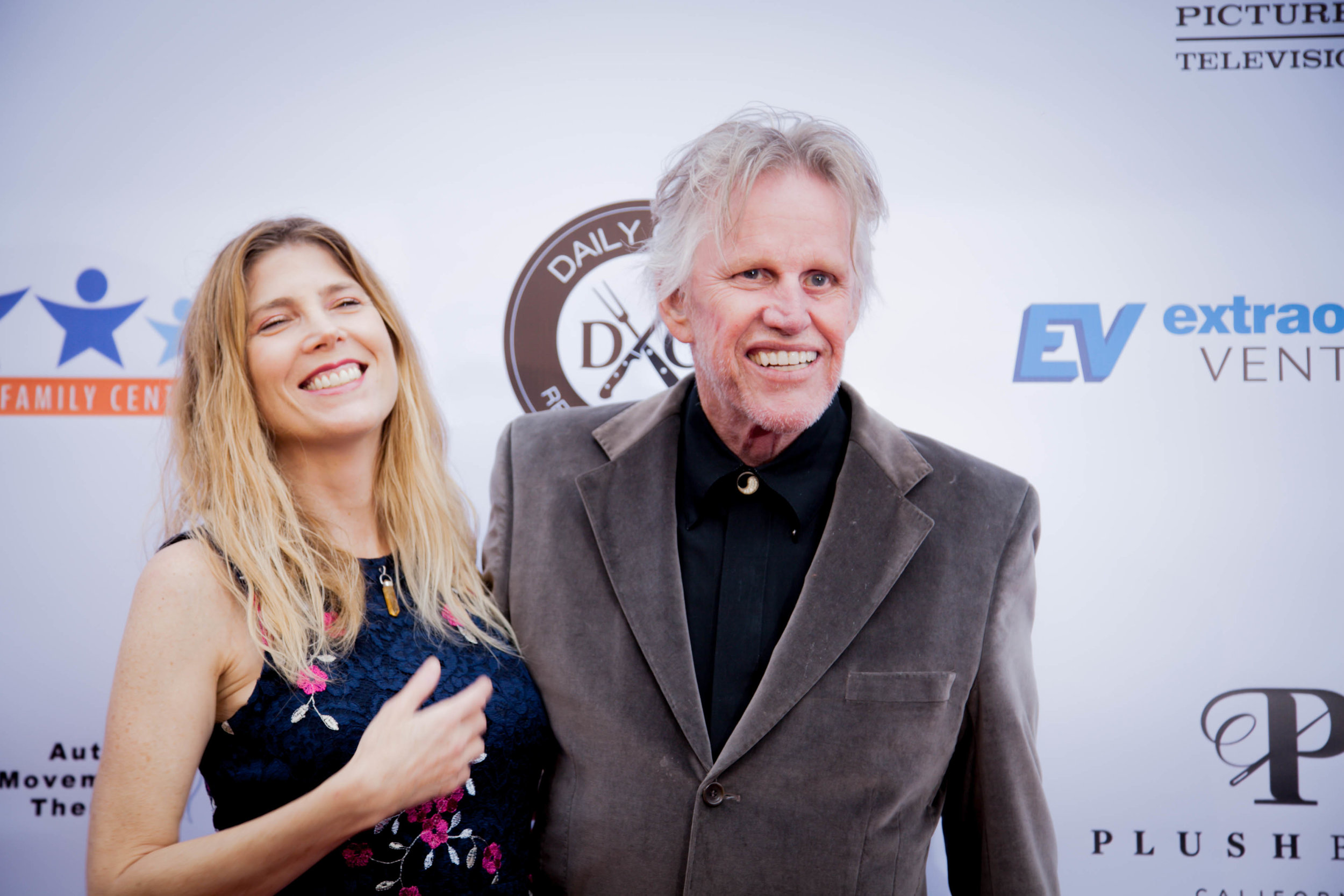 Gary Busey. Photo by Erin Poole for Average Socialite.