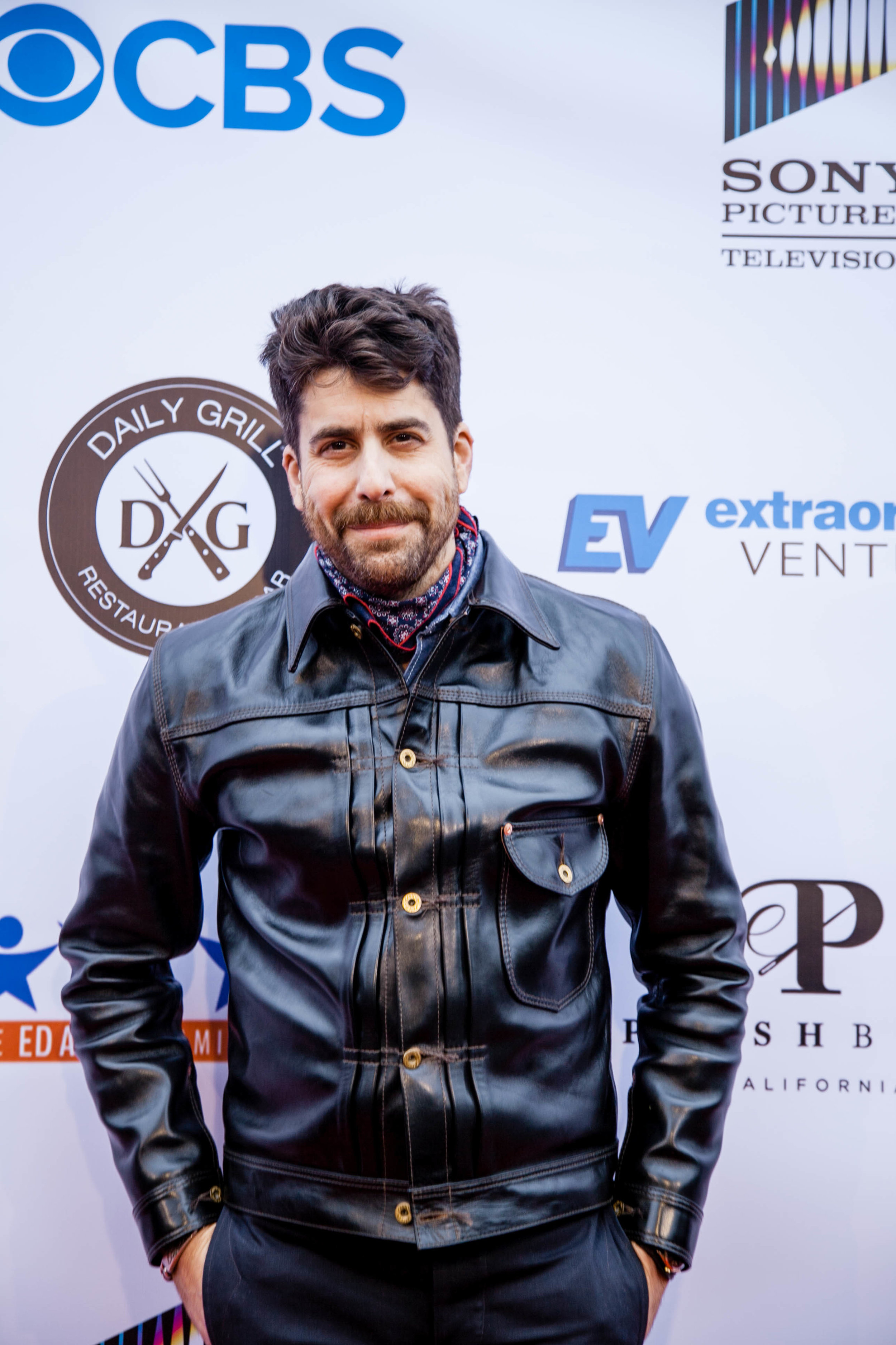 Adam Goldberg. Photo by Erin Poole for Average Socialite.