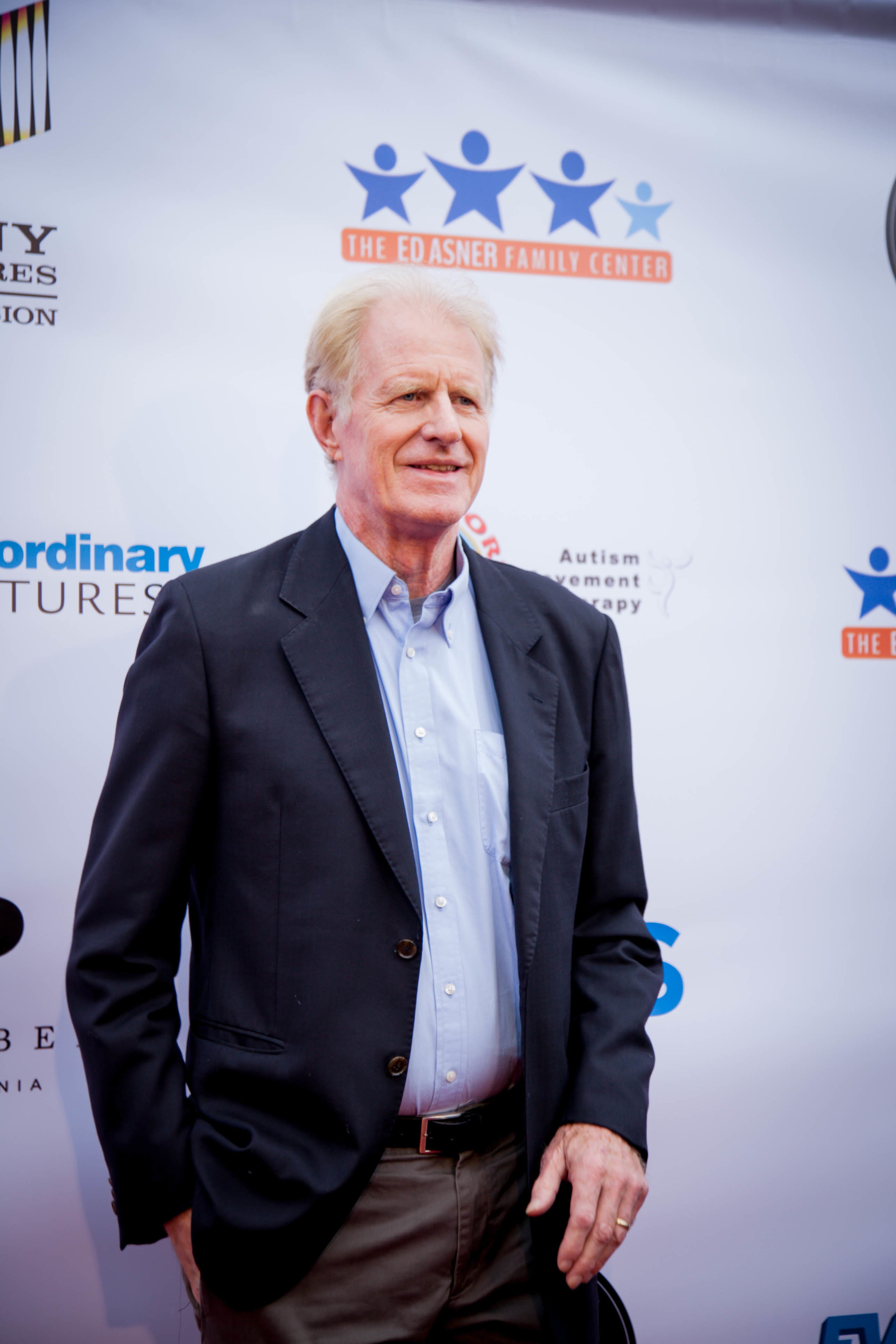 Ed Begley, Jr. Photo by Erin Poole for Average Socialite.