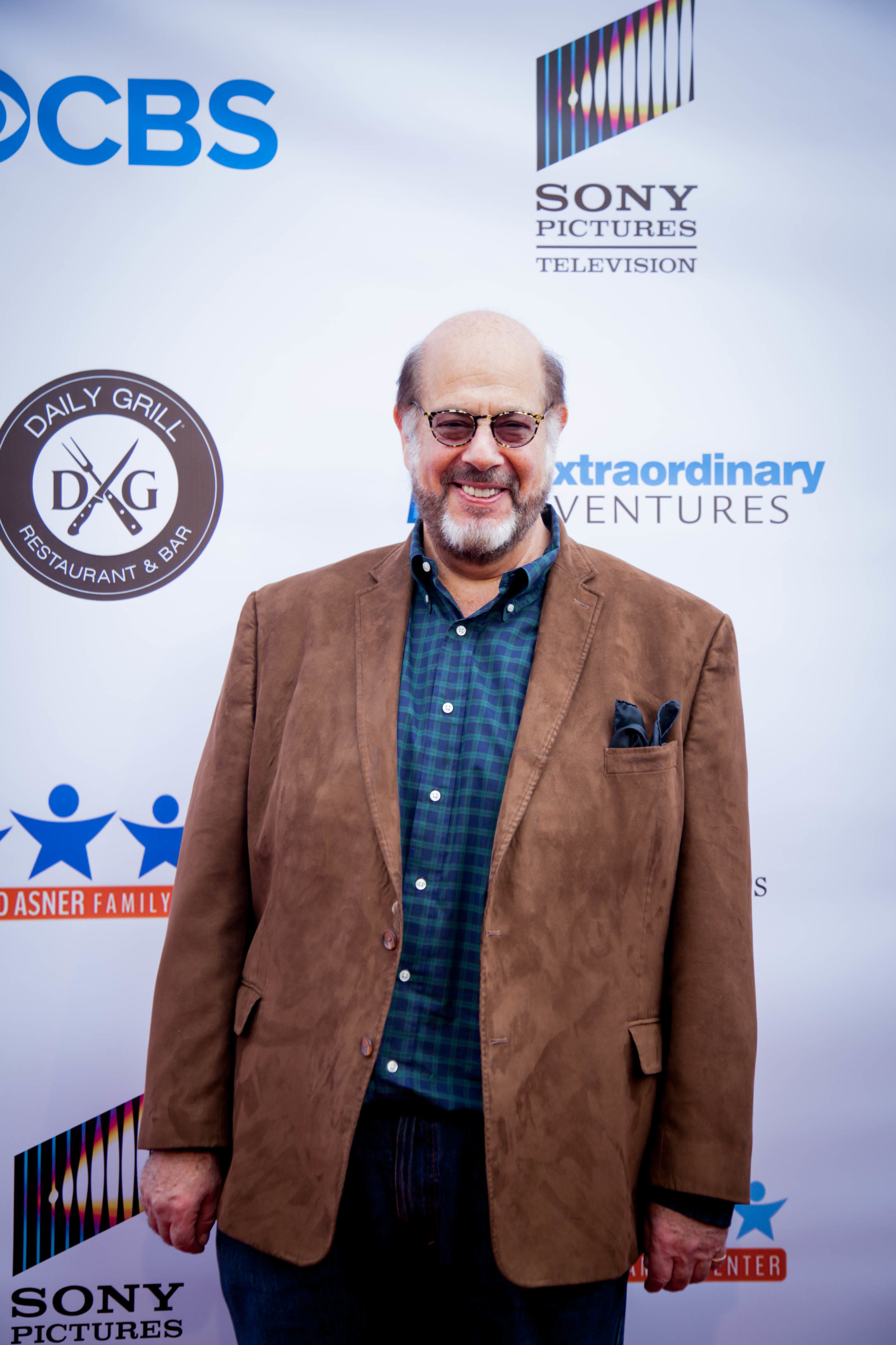 Fred Melamed. Photo by Erin Poole for Average Socialite.