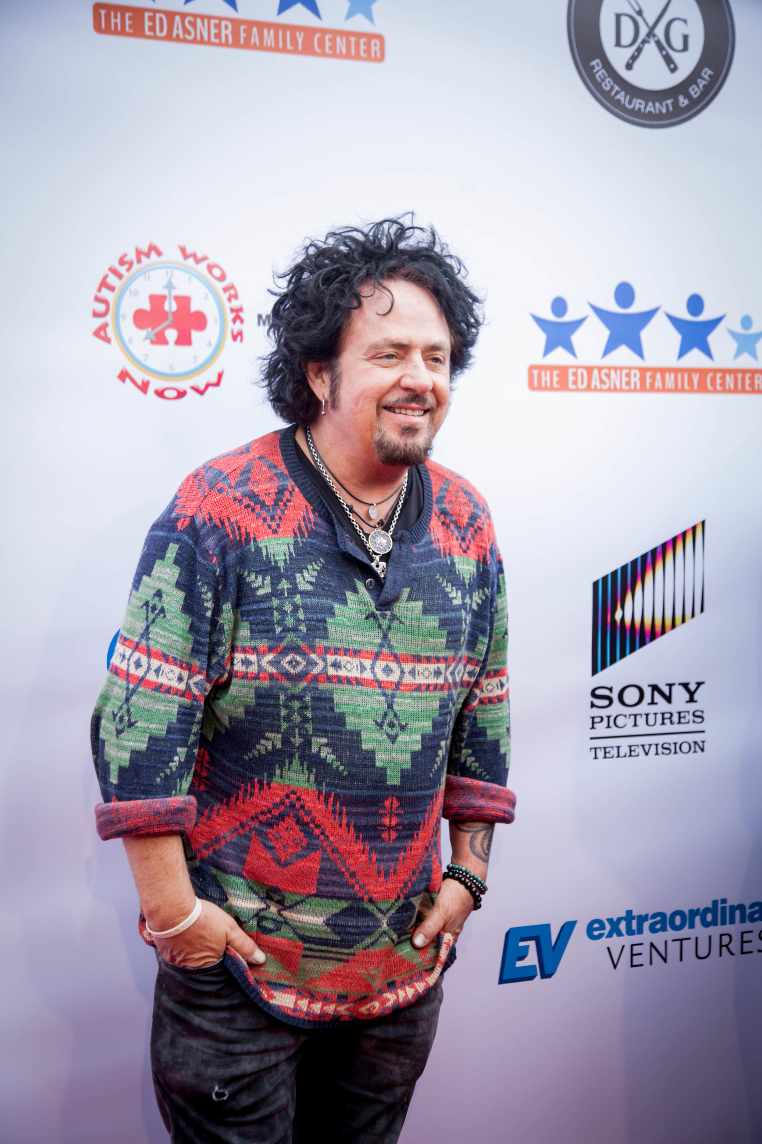 Steve Lukather. Photo by Erin Poole for Average Socialite.