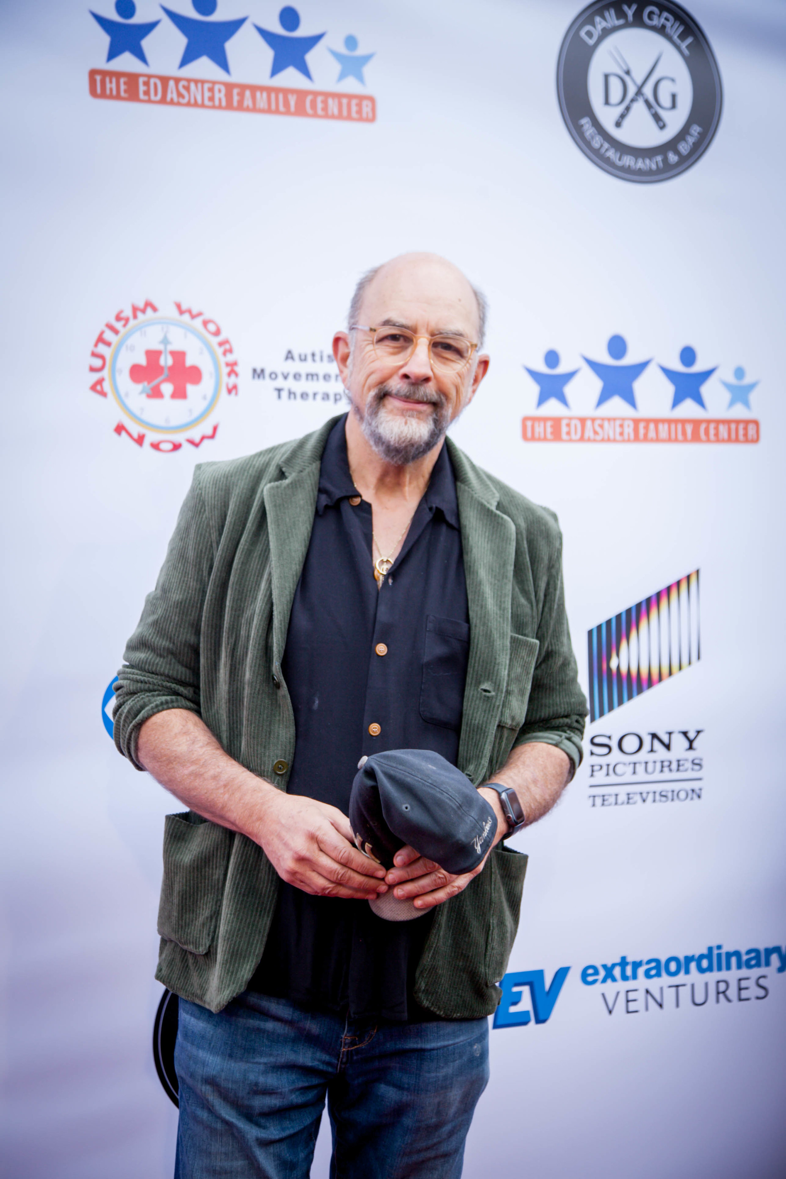 Richard Schiff. Photo by Erin Poole for Average Socialite.