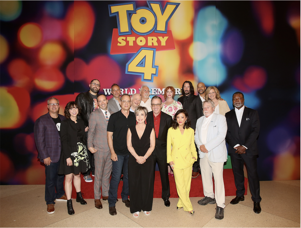 "The World Premiere Of Disney And Pixar's""TOY STORY 4 