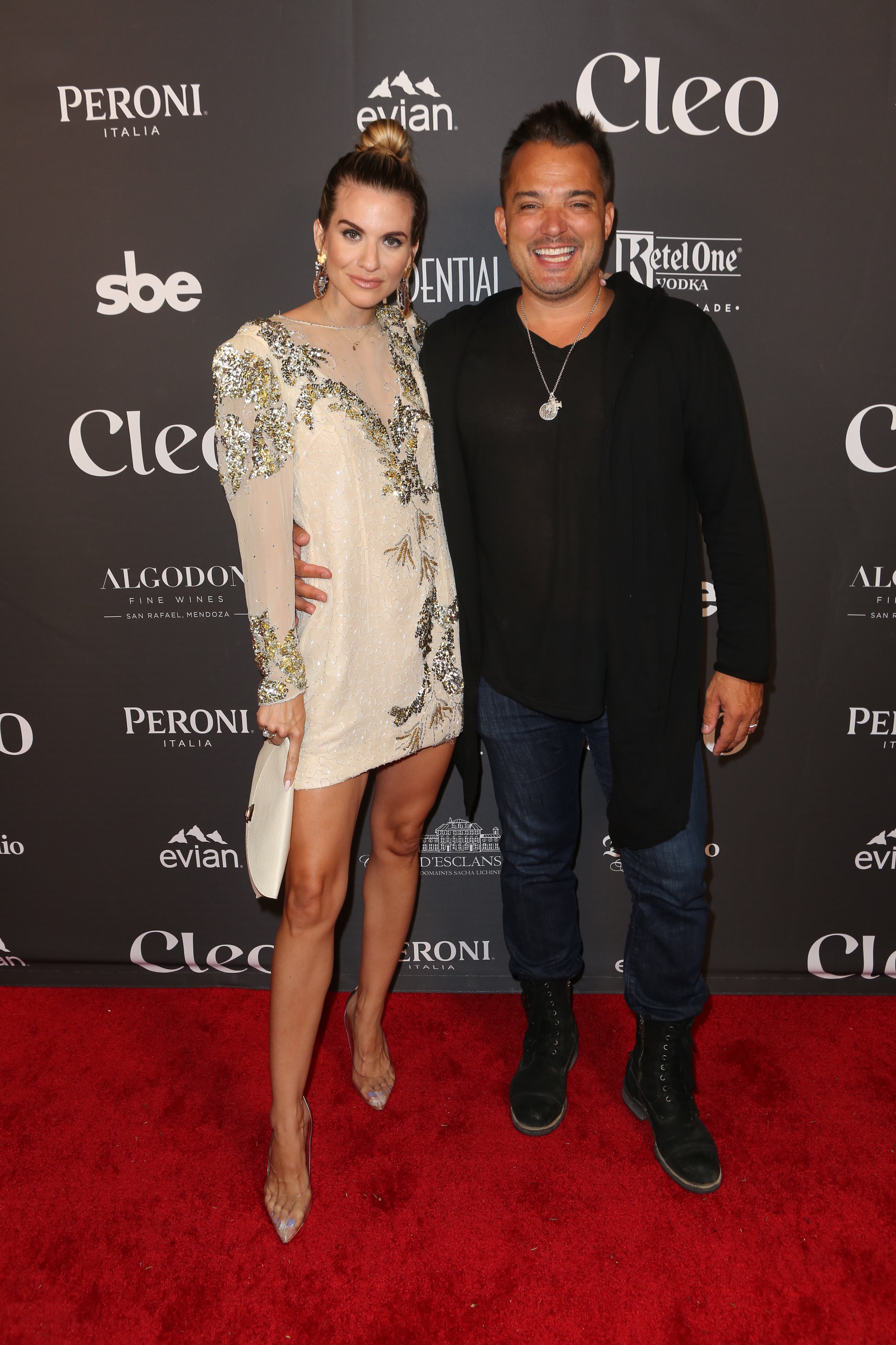 The VIP Grand Re-Opening reception of Cleo Hollywood at h.club was held on Friday, June 14th