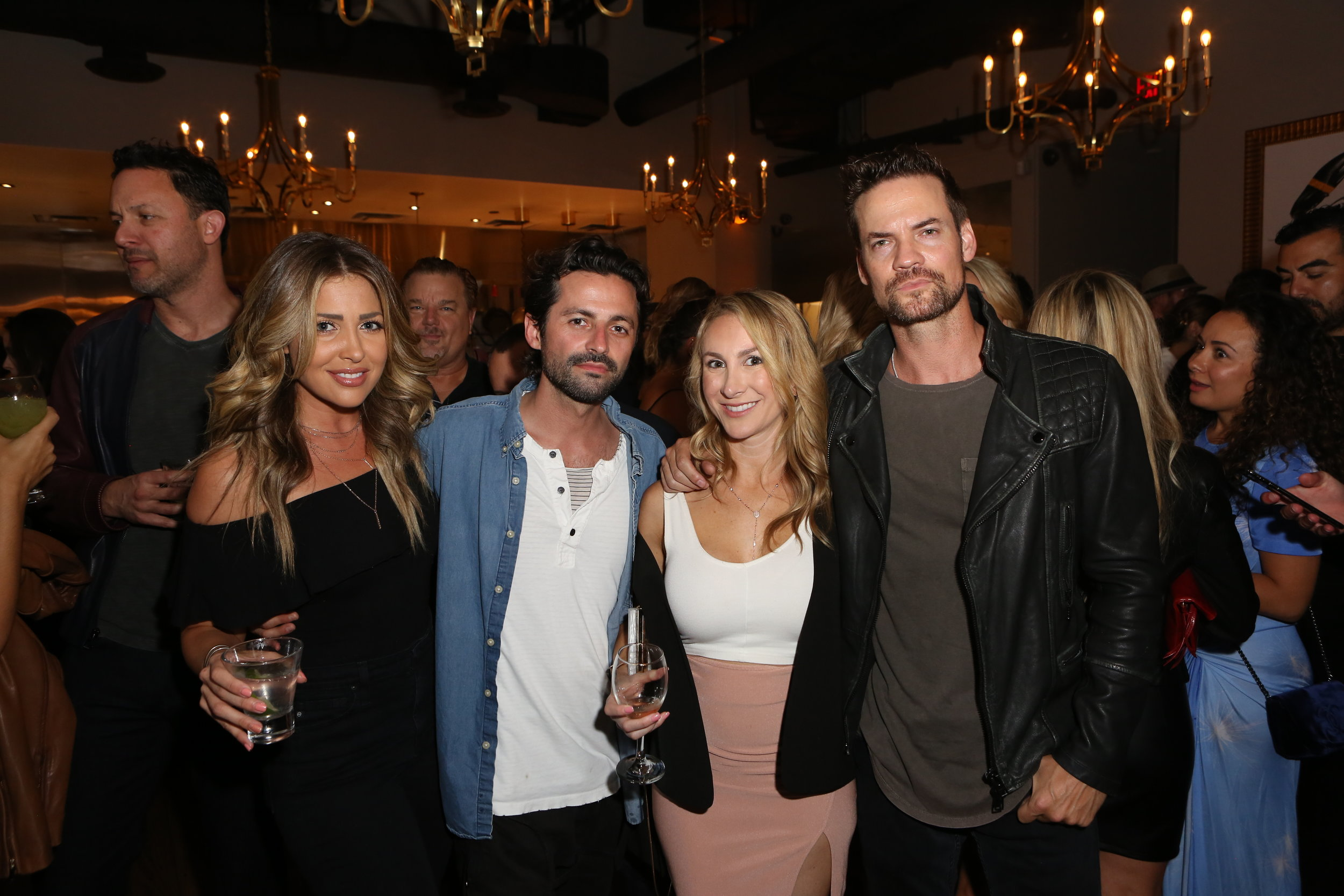 The VIP  Grand Re-Opening  reception of Cleo Hollywood at   h.club was held on Friday, June 14th |  Photo Credit: Courtesy of sbe