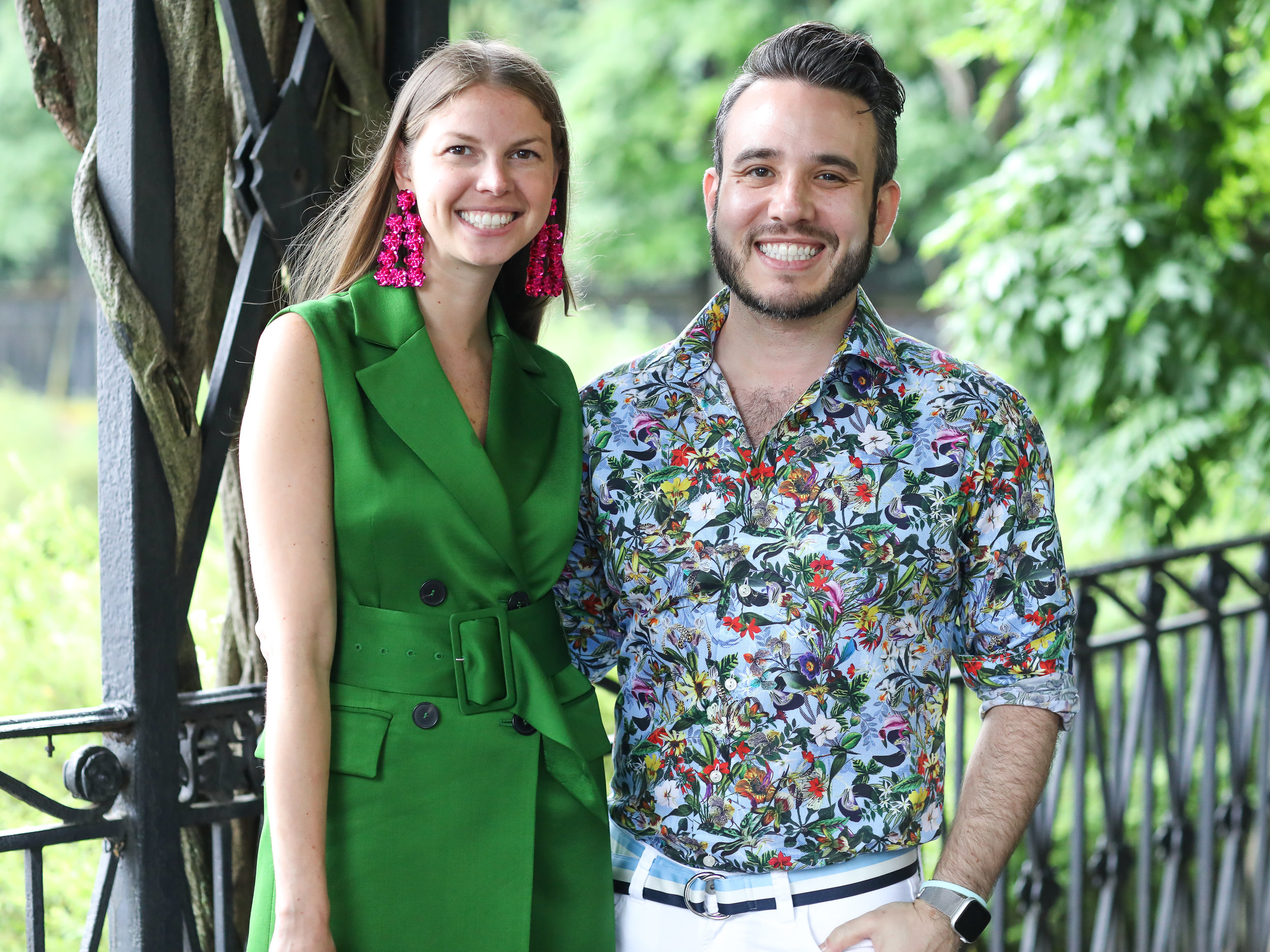 Central Park Conservancy's 14th Annual Evening in the Garden on June 19, 2019