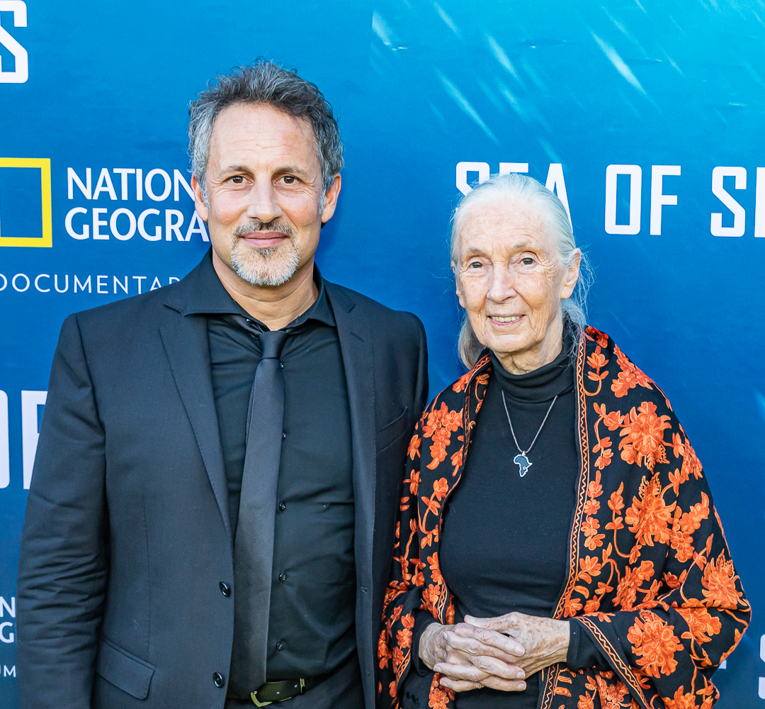 Richard Ladkani & Dr. Jane Goodall